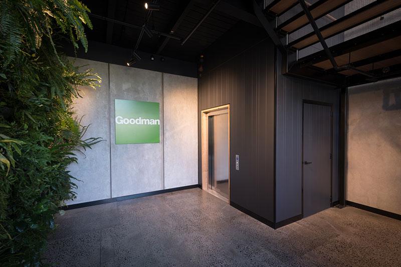 IE Goodman Office